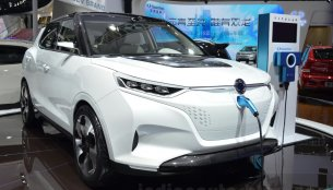 Ssangyong Tivolan EVR (Ssangyong Tivoli EVR) - Motorshow Focus