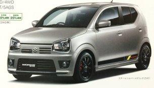 Suzuki Alto Works specs leak, more brochure images surface - Report