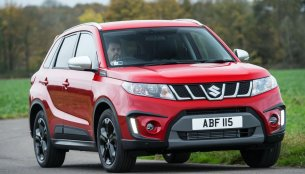 Suzuki Vitara S launched in the UK, deliveries in January – IAB Report