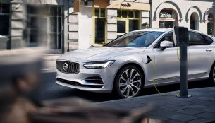Volvo S90 Polestar to feature a hybrid powertrain - Report