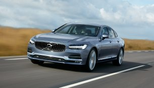 Volvo S90 unveiled ahead of world debut at NAIAS 2016 - IAB Report