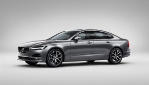 Volvo S90 may get a three-cylinder engine option – Report