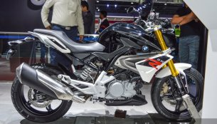 BMW G310R to ride on Michelin tyres
