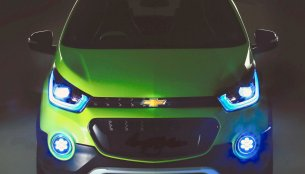GM India teases next-gen Beat Cross for Auto Expo 2016 - IAB Report