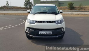 Mahindra KUV100 1.2 Petrol (G80) - First Drive Review