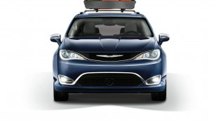 Mopar accessories for Chrysler Pacifica revealed - IAB Report