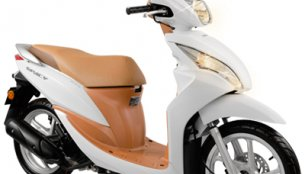 New Honda Spacy (110 cc scooter) launched at RM 4,999 - Malaysia