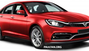 Proton Perdana to get new 2.0L NE01 engine by end of 2017 - Report