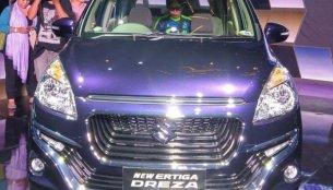 Redesigned (Maruti) Suzuki Ertiga Dreza launched in Indonesia - Video