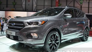 Ford Kuga-based Jeep Compass rival to launch in India this year - Report