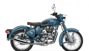 Royal Enfield Classic 500 in Squadron Blue launched at INR 1.93L - IAB Report