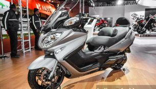 2016 Suzuki Burgman 650 Executive - Auto Expo 2016