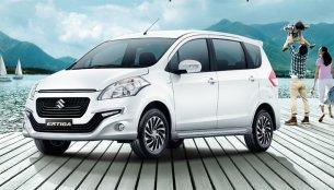 2016 Suzuki Ertiga, Suzuki Ertiga Dreza launched in Thailand - IAB Report