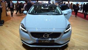 2016 Volvo V40 (facelift) - Geneva Motor Show Live