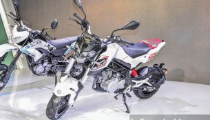 Benelli working on a 150 cc step-through - Report