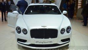 Bentley Flying Spur V8 S - Geneva Motor Show Live