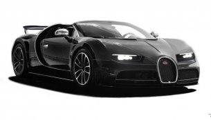 Bugatti Chiron Grand Sport imagined - Rendering
