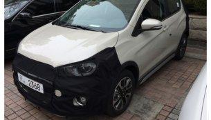 Chevrolet Spark Activ starts testing in Korea - Spied [Update]