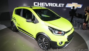 Chevrolet Beat Activ concept - Auto Expo 2016 [Update]
