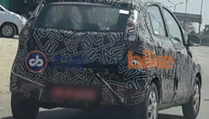 Datsun Redi-GO snapped in Chennai again - Spied