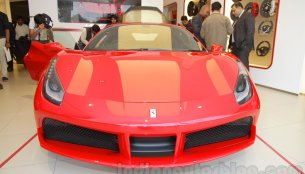 Ferrari 488 GTB launched in India at INR 3.88 Crores - IAB Report