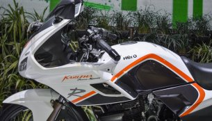 Next generation Hero Karizma under development - Report
