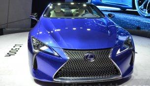 Lexus LC 500h - Geneva Motor Show Live