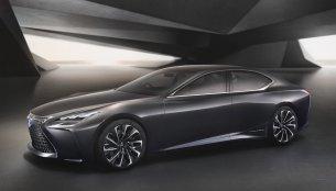 Lexus LF-FC Concept to make its European premiere in Geneva - IAB Report