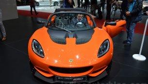 Lotus Elise Cup 250 - Geneva Motor Show Live