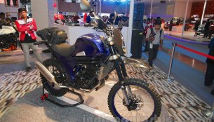 Mahindra Mojo Adventure concept to enter production - Report