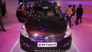 Maruti Ertiga Limited Edition - Auto Expo 2016