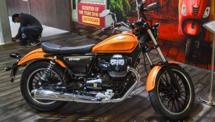Moto Guzzi V9 Bobber, Moto Guzzi V9 Roamer - Auto Expo 2016