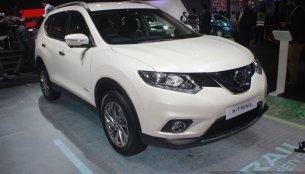 Nissan X-Trail Hybrid - Auto Expo 2016