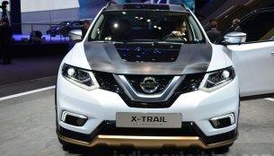 Nissan X-Trail Premium Concept - Geneva Motor Show Live