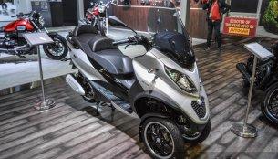 Piaggio MP3 300 Lt Sport ABS, Piaggio Fly 125 - Auto Expo 2016