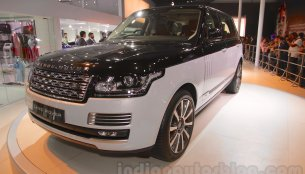 Next Range Rover to move further upmarket - Report