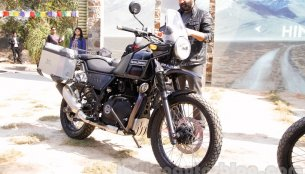 Royal Enfield Himalayan to launch on March 16 - Report