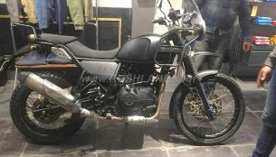 Royal Enfield Himalayan to be available for test ride next month - Report