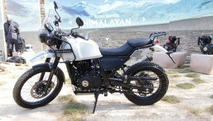 Royal Enfield Himalayan launches today - IAB Report