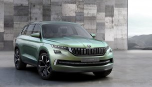 Skoda VisionS SUV concept revealed ahead of Geneva premiere - IAB Report