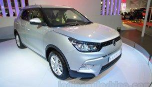 SsangYong Tivoli - Auto Expo 2016