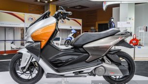 New TVS 150 cc scooter under development, to launch next year - Report