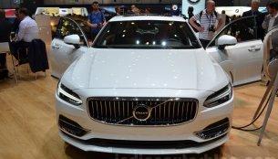 Volvo S90 - Geneva Motor Show Live