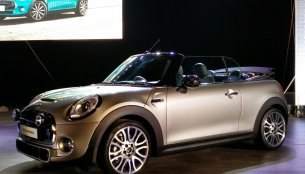 2016 Mini Convertible launched at INR 34.9 lakhs - IAB Report