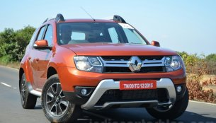2016 Renault Duster Automatic Review