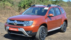 Renault halts Duster diesel 85 PS production in India - Report