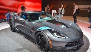 2017 Chevrolet Corvette Grand Sport - Geneva Motor Show Live