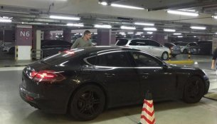 2016 Porsche Panamera spotted testing in China and Netherlands