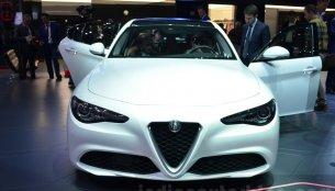 2016 Alfa Romeo Giulia - Geneva Motor Show Live