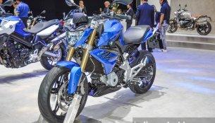 India-bound BMW G310R - 2016 Bangkok Live